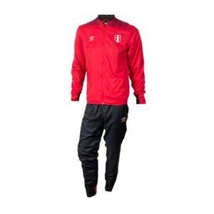 Peru Pro Bench Woven Suit World Cup 2018 Sz. M